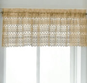jcp home™ Parisian Rod-Pocket Tailored Valance