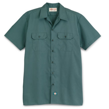 jcpenney.com | Dickies® Short-Sleeve Work Shirt