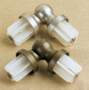 Royal Velvet® Curtain Rod Corner Connector