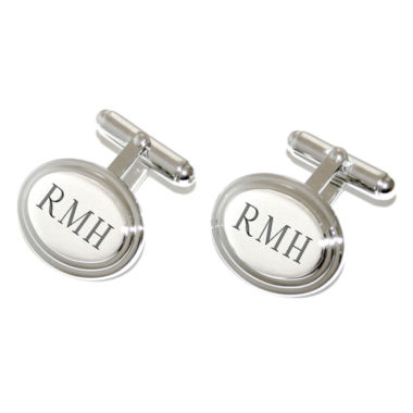 jcpenney.com | Engravable Oval Cuff Links