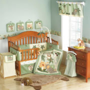 NoJo® Jungle Babies Bedding and Accessories