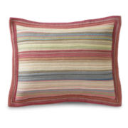 Jewel Retro Chic Pillow Sham