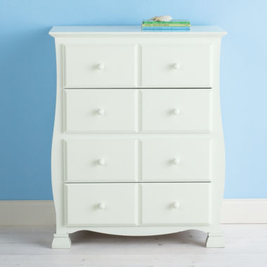 jcpenney.com | Savanna 4-Drawer Chest - Off White