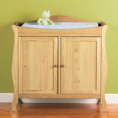 Delicieux UPC 048517006658   DaVinci Parker Changing Table   Natural ...