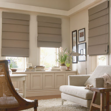 jcpenney.com | JCPenney Home™ Savannah Roman Shade - FREE SWATCH