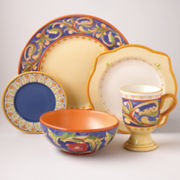 Pfaltzgraff® 20-pc. Villa della Luna Dinnerware Set - Service for 4