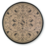 Couristan® Veranda Indoor/Outdoor Round Rug