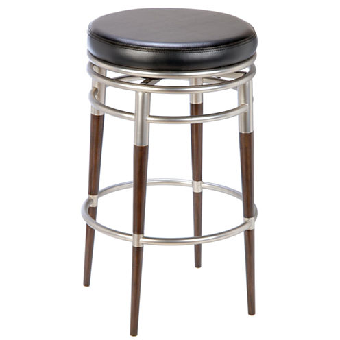 Salem Backless Swivel Barstool