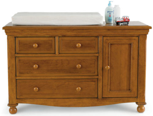 jcpenney.com | Bedford Baby Monterey Changing Table - Butternut