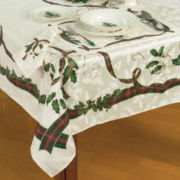 Lenox Holiday Nouveau Table Cloth