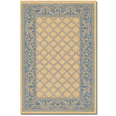 jcpenney.com | Couristan® Garden Lattice Indoor/Outdoor Rectangular Rug