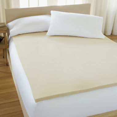 jcpenney.com | JCPenney Home™ Comfort Zone® Memory Foam Mattress Topper