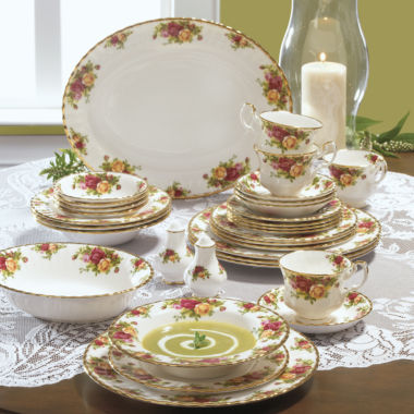jcpenney.com | Royal Albert® Old Country Roses Serveware