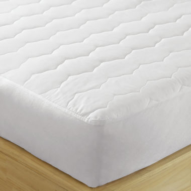 jcpenney.com | JCPenney Home™ Cotton Top Waterproof Mattress Pad