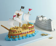 Nordic Ware® Pirate Ship Cake Pan