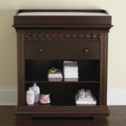 Savanna Morgan Changing Table - Espresso