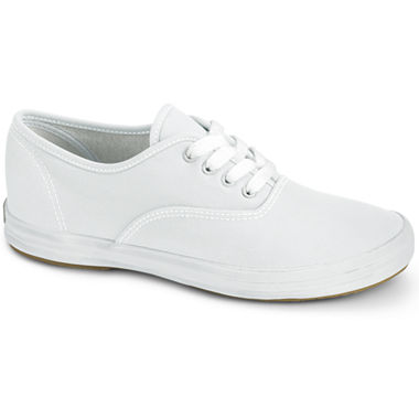 Keds® Champion Canvas Lace-Up Sneakers - JCPenney