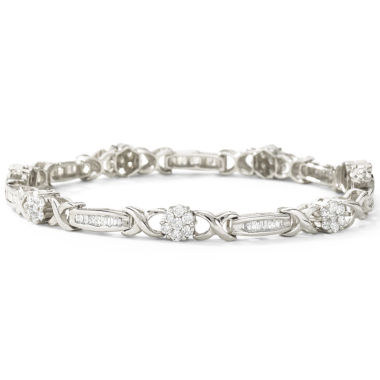 jcpenney.com | 2 CT. T.W. Diamond Tennis Bracelet 10K Gold