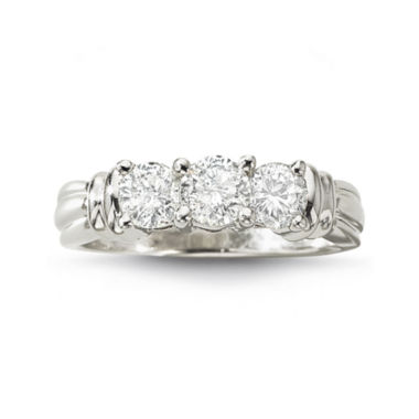 jcpenney.com | Love Lives Forever™ 1 CT. T.W. Diamond 3-Stone Ring
