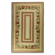 JCPenney Home™ Charleston Braid Rectangular Rug