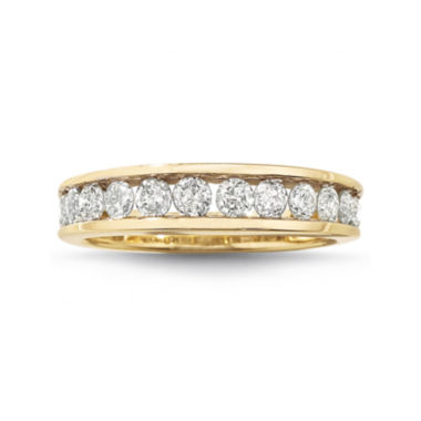 jcpenney.com | 1 CT. T.W. Diamond 10K Wedding Band
