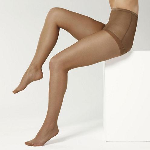 Sheer Caress™ 3-pk. Subtle Shapers Pantyhose