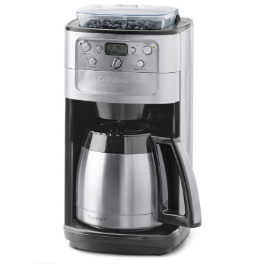 jcpenney.com | Cuisinart® Burr Grind & Brew Thermal™ 12-Cup Automatic Coffee Maker