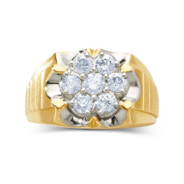 jcpenney.com | 1 1/2 CT. T.W. Diamond Mens Ring