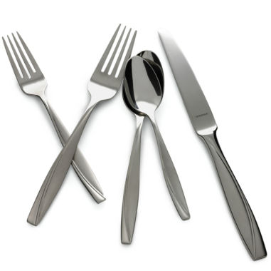 jcpenney.com | Oneida® Cleo 20-pc. Flatware Set