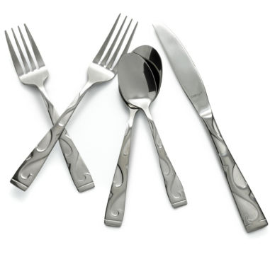 jcpenney.com | Oneida® Tuscany 45-pc. Flatware Set