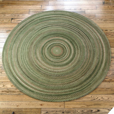jcpenney.com | Colonial Mills® Greenbrier Reversible Braided Wool Round Rug