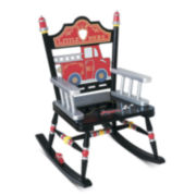 Levels of Discovery® Fire Engine Rocker
