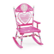 Levels of Discovery® Time Out Rocking Chair
