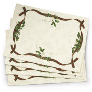Lenox Holiday Nouveau 4-pc. Placemat Set