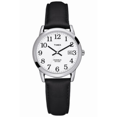 jcpenney.com | Timex® Easy Reader Mens Black Strap Watch