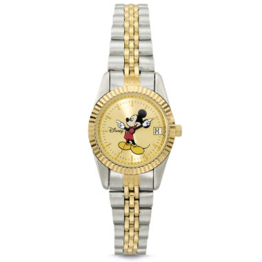 jcpenney.com | Disney Womens Mickey Mouse Bracelet Watch