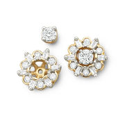 Diamond Stud 1/2 CT. T.W. Set