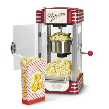 jcpenney.com | Nostalgia Electrics™ Countertop Kettle Popcorn Machine