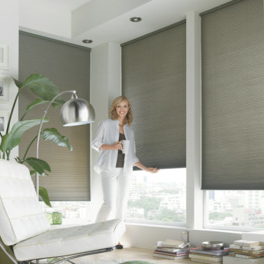 jcpenney.com | Custom Corded Cellular Shade