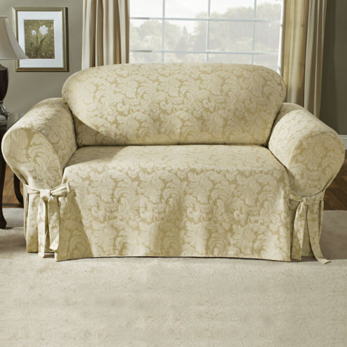 SURE FIT® Scroll Slipcover Collection