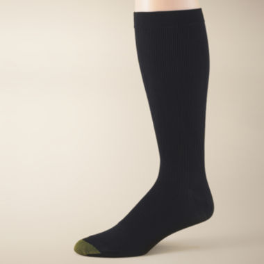jcpenney.com | Gold Toe® Dress Over-the-Calf Support Socks