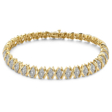 jcpenney.com | Diamond Bracelet 1/10 CT. T.W.