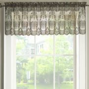 Provencial Lace Tailored Valance