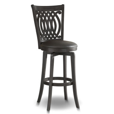 jcpenney.com | Drake Swivel Barstool with Back