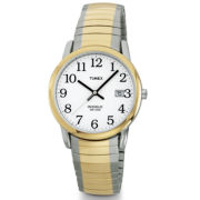 Timex® Men's Easy Reader Expansion Band Watch