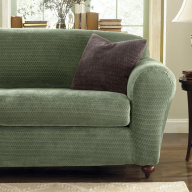 jcpenney.com | SURE FIT® Royal Diamond Stretch Slipcover Collection