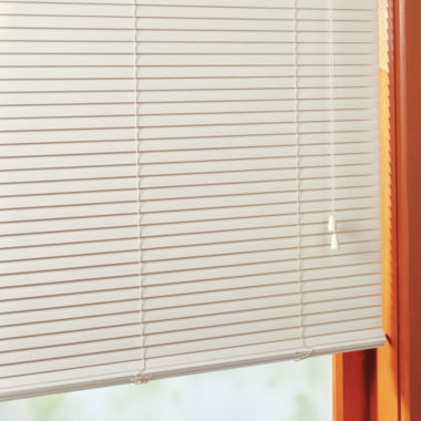 "jcpenney.com | JCPenney Home™ Custom 1"" Aluminum Horizontal Blinds"