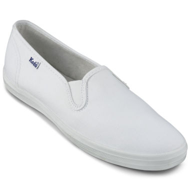 jcpenney.com | Keds® Champion Slip-On Canvas Shoes