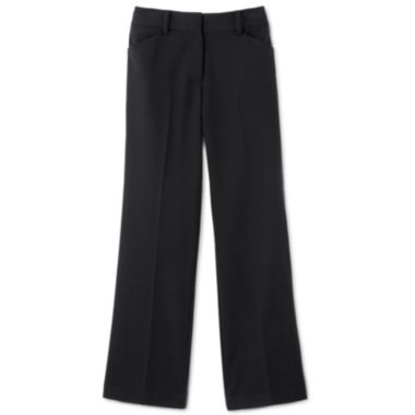 by&ampby Girl Essential Black Pants - Girls 7-16 and Plus - JCPenney