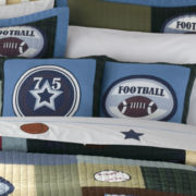 Sports Match Decorative Pillow